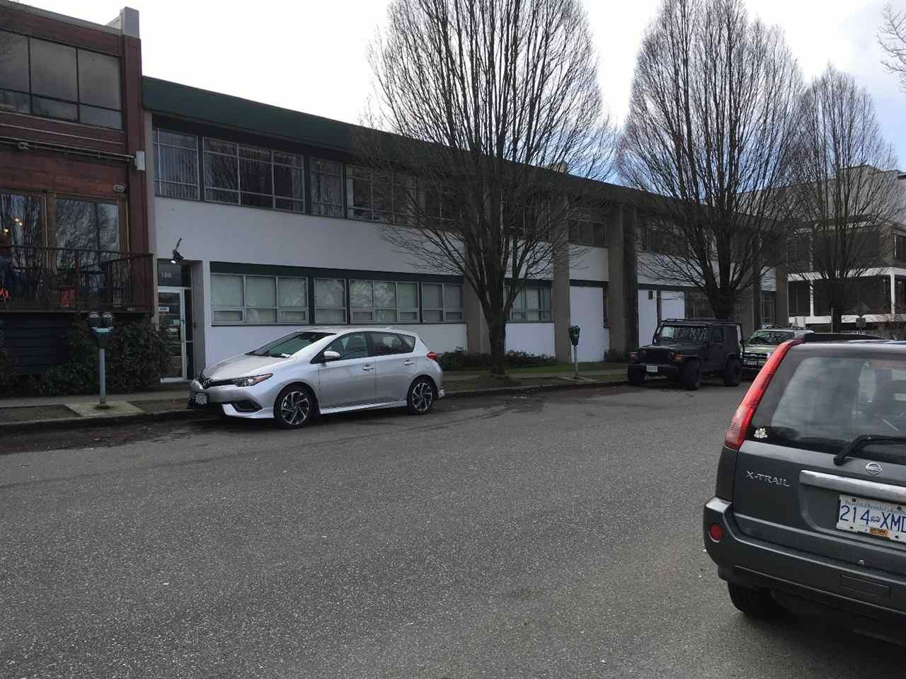 Main Photo: 186 W 8TH Avenue in Vancouver: Mount Pleasant VW Industrial for lease (Vancouver West)  : MLS®# C8037837