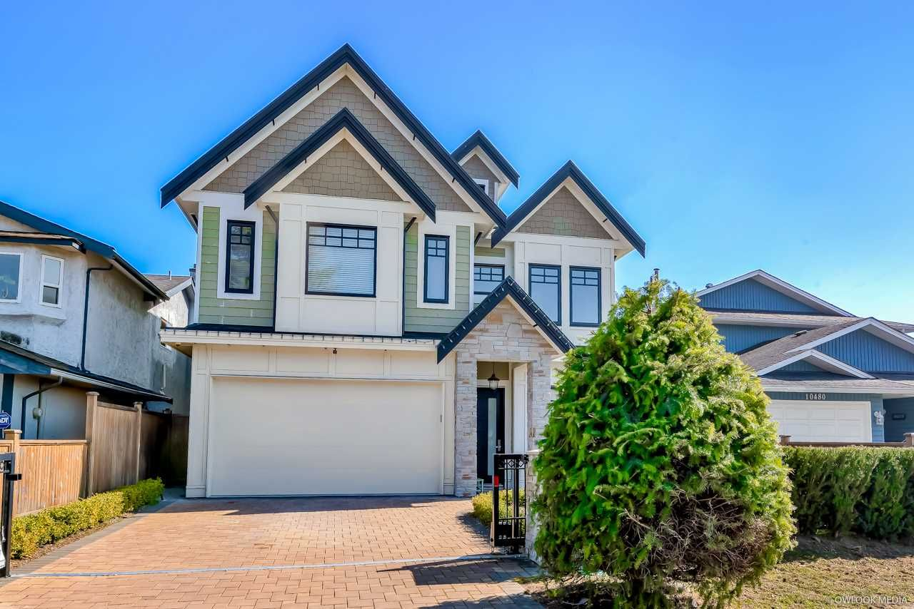 Main Photo: 10470 HOLLYBANK Drive in Richmond: Steveston North House for sale : MLS®# R2446470