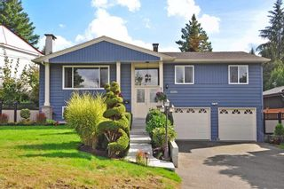 Photo 1: 1590 ELINOR CRESCENT in Port Coquitlam: Mary Hill House for sale : MLS®# R2408998