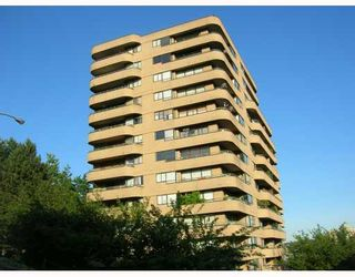 """Photo 1: 1201 1026 QUEENS Avenue in New_Westminster: Uptown NW Condo for sale in """"AMERA TERRACE"""" (New Westminster)  : MLS®# V774407"""