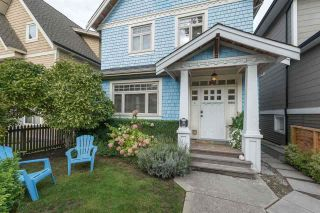"Photo 1: 169 E 22 Avenue in Vancouver: Main House for sale in ""West of Main St"" (Vancouver East)  : MLS®# R2513814"