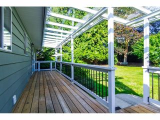 "Photo 15: 9263 SMITH Place in Langley: Fort Langley House for sale in ""Fort Langley"" : MLS®# F1424390"