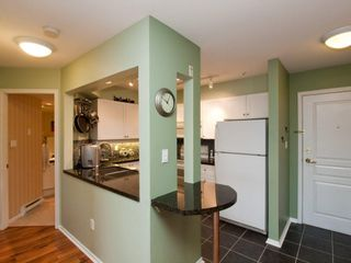 """Photo 5: 412 789 W 16TH Avenue in Vancouver: Fairview VW Condo for sale in """"SIXTEEN WILLOWS"""" (Vancouver West)  : MLS®# V938093"""