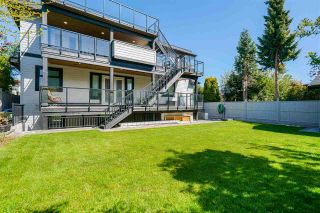 """Photo 38: 1551 ARCHIBALD Road: White Rock House for sale in """"West White Rock"""" (South Surrey White Rock)  : MLS®# R2584114"""