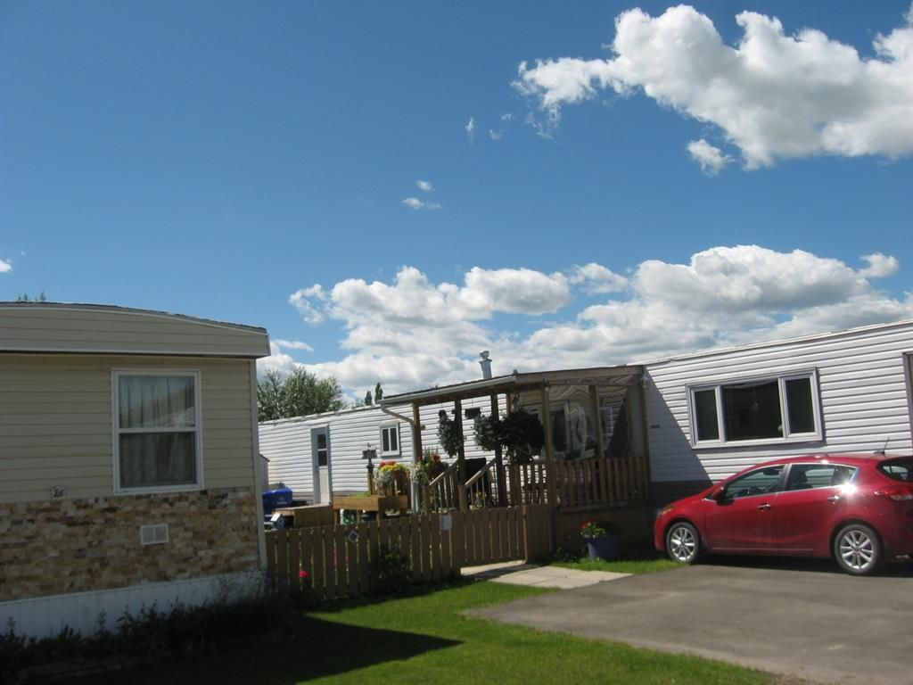Main Photo: 5853 4 Street W: Claresholm Mobile for sale : MLS®# A1014806