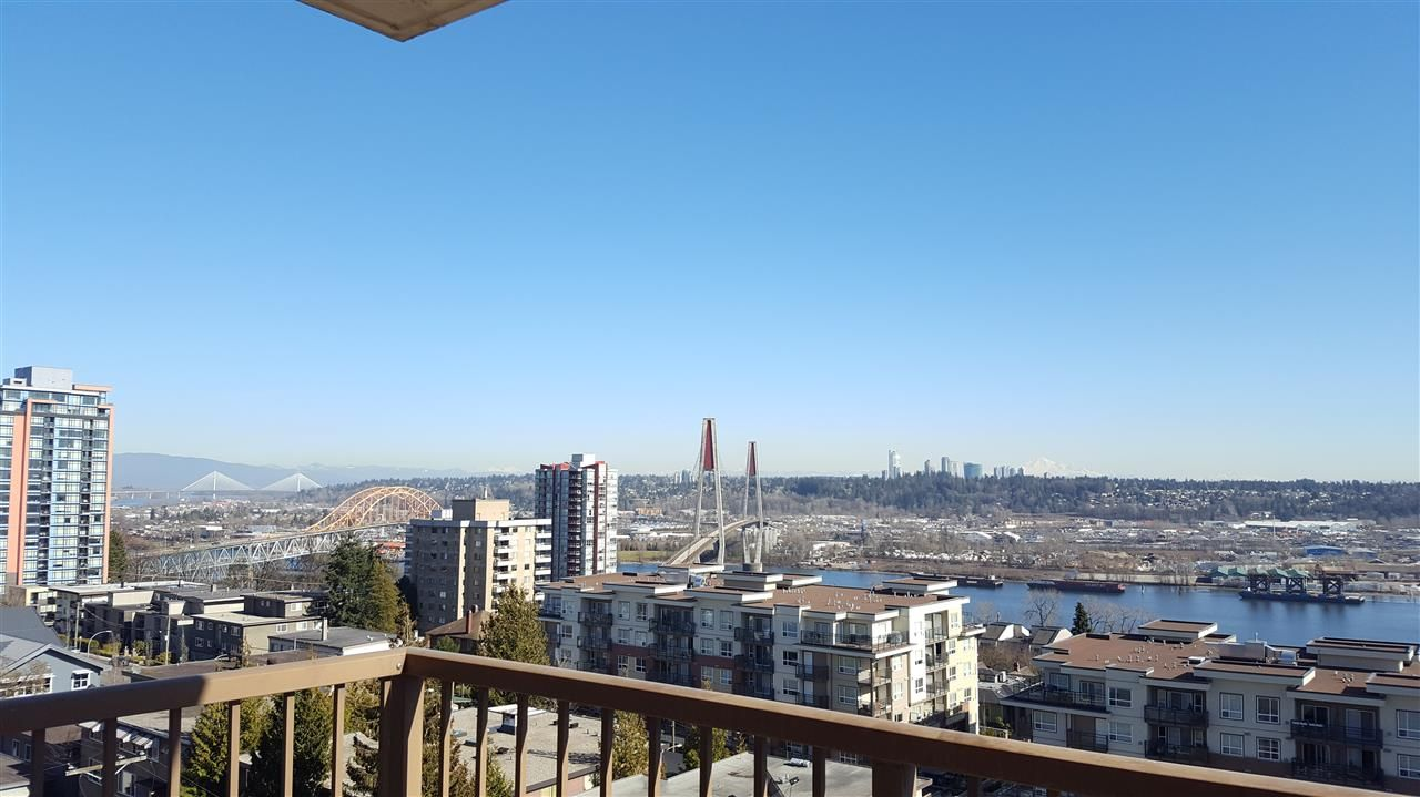 """Main Photo: 808 320 ROYAL Avenue in New Westminster: Downtown NW Condo for sale in """"PEPPERTREE"""" : MLS®# R2368548"""
