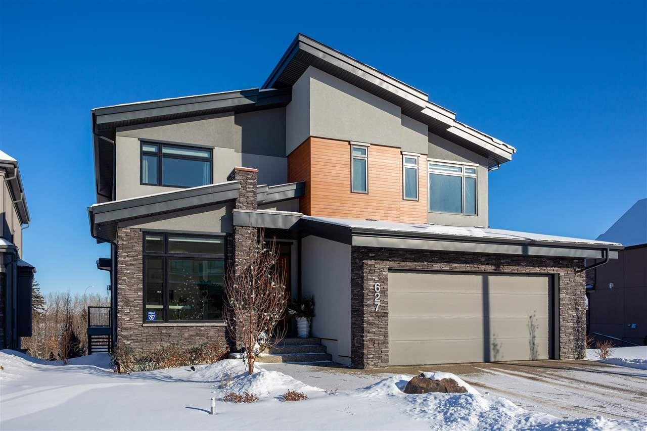 Main Photo: 627 Howatt Drive in Edmonton: Zone 55 House for sale : MLS®# E4228229