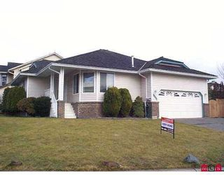 Photo 1: 30687 W OSPREY DR in Abbotsford: Abbotsford West House for sale : MLS®# F2523103