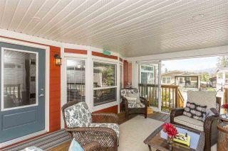 "Photo 12: 14 53480 BRIDAL FALLS Road in Rosedale: Rosedale Popkum Manufactured Home for sale in ""Bridal Falls Cottage Resort"" : MLS®# R2397701"