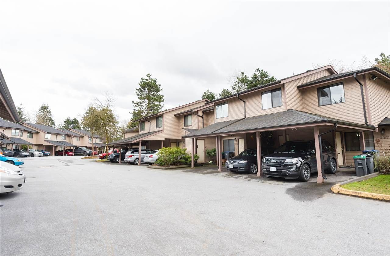 """Main Photo: 137 7321 140 Street in Surrey: East Newton Townhouse for sale in """"NEWTON PARK"""" : MLS®# R2150073"""