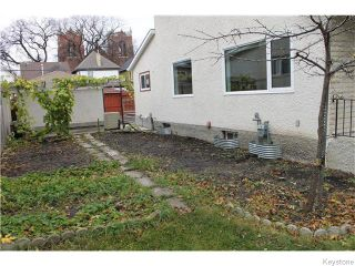 Photo 16: 562 Agnes Street in Winnipeg: Residential for sale (5A)  : MLS®# 1628122