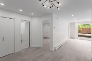 """Photo 7: 106 1945 WOODWAY Place in Burnaby: Brentwood Park Condo for sale in """"Hillside Terrace"""" (Burnaby North)  : MLS®# R2276646"""