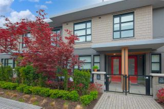 Main Photo: 205 1055 RIDGEWOOD Drive in North Vancouver: Edgemont Townhouse for sale : MLS®# R2575965