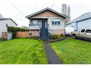 Photo 1: 1639 Pembroke St in VICTORIA: Vi Fernwood House for sale (Victoria)  : MLS®# 726428