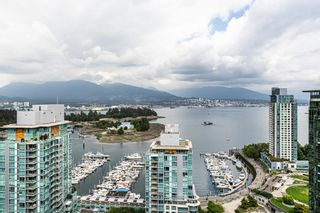 Photo 10: 2403 1415 W GEORGIA STREET in Vancouver: Coal Harbour Condo for sale (Vancouver West)  : MLS®# R2612819