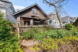 Main Photo: 2023 CREELMAN Avenue in Vancouver: Kitsilano House for sale (Vancouver West)  : MLS®# R2561439