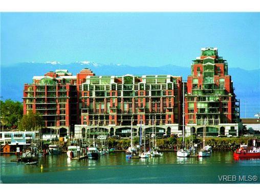 Main Photo: 816 21 Dallas Rd in VICTORIA: Vi James Bay Condo for sale (Victoria)  : MLS®# 735342