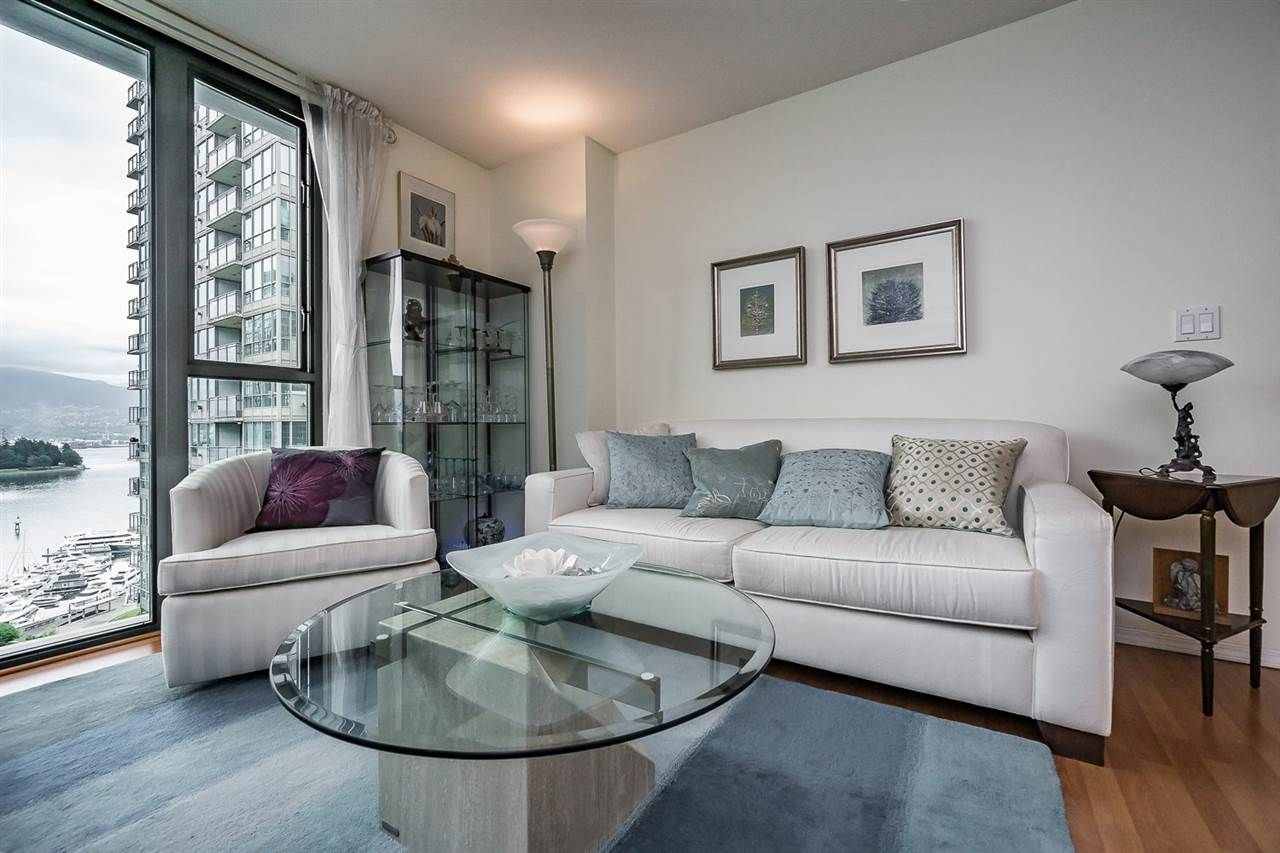 """Main Photo: 1803 1331 W GEORGIA Street in Vancouver: Coal Harbour Condo for sale in """"THE POINTE"""" (Vancouver West)  : MLS®# R2073333"""