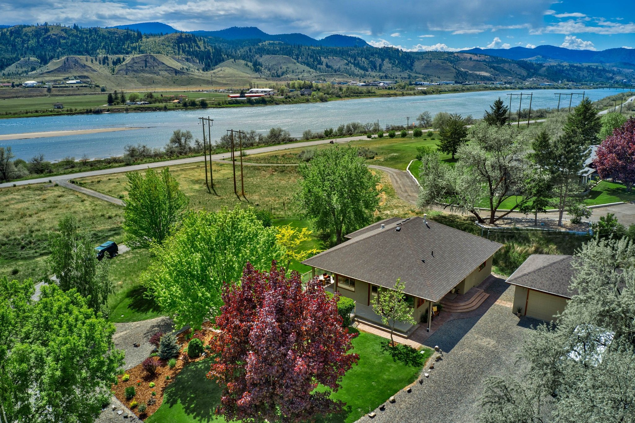 Photo 47: Photos: 3299 E Shuswap Road in Kamloops: South Thompson Valley House for sale : MLS®# 162162