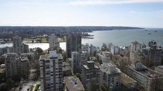 """Photo 2: 1901 1171 JERVIS Street in Vancouver: West End VW Condo for sale in """"The Jervis"""" (Vancouver West)  : MLS®# R2593850"""