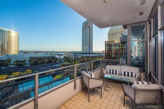 Photo 10: DOWNTOWN Condo for sale : 2 bedrooms : 550 Front St #701 in San Diego