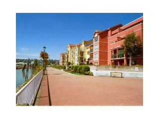 "Photo 1: 310 6 RENAISSANCE Square in New Westminster: Quay Condo for sale in ""THE RIALTO"" : MLS®# V865241"