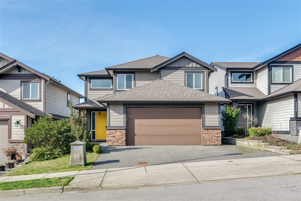 Main Photo: 13351 236 Street in Maple Ridge: Silver Valley House for sale : MLS®# R2460450