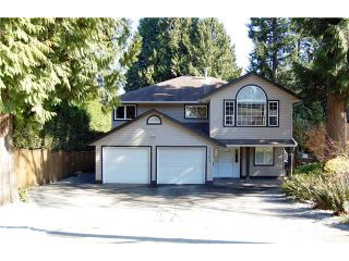 Photo 1: 1707 Oughton Drive in Port Coquitlam: Mary Hill House for sale : MLS®# V1109889