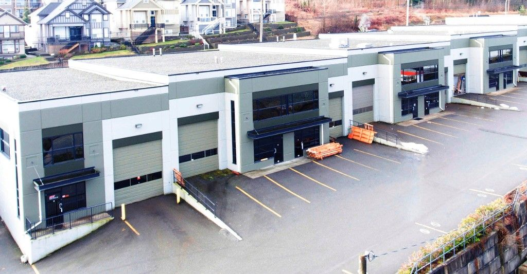 Main Photo: ~ 17358 104A Avenue in Surrey: Industrial for sale