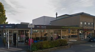 Photo 1: 1173 JOHNSTON ROAD in White Rock: Retail for sale : MLS®# F3301525