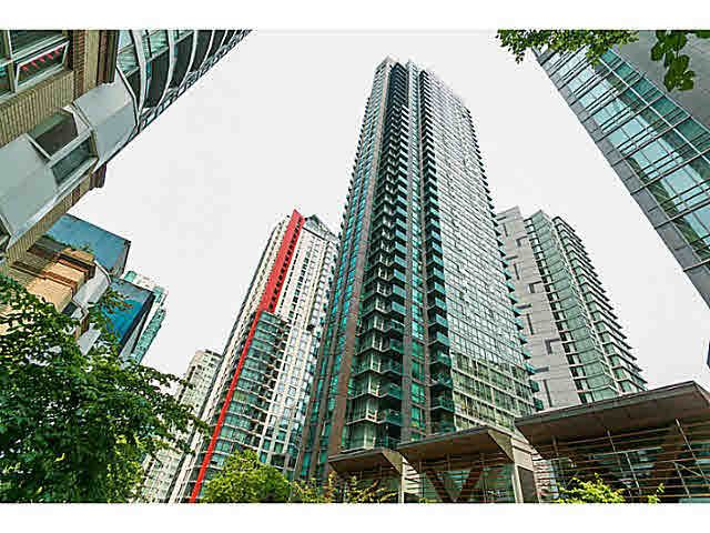 Main Photo: 3007 1189 MELVILLE STREET in : Coal Harbour Condo for sale (Vancouver West)  : MLS®# V1133089