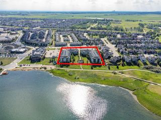 Photo 36: 306 390 Marina Drive: Chestermere Apartment for sale : MLS®# A1129732