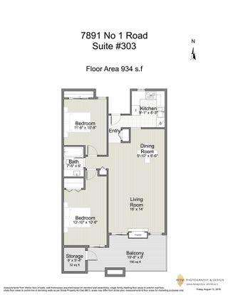 """Photo 16: 303 7891 NO 1 Road in Richmond: Quilchena RI Condo for sale in """"BEACON COVE"""" : MLS®# R2100061"""