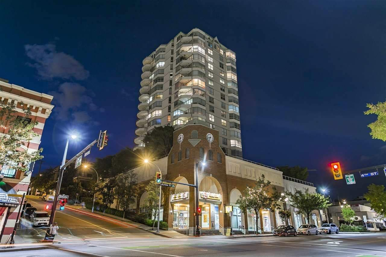 """Photo 17: Photos: 500 328 CLARKSON Street in New Westminster: Downtown NW Condo for sale in """"HIGHBOURNE TOWER"""" : MLS®# R2305428"""