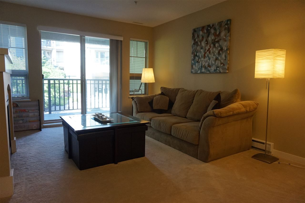 Photo 5: Photos: 202 2958 WHISPER WAY in Coquitlam: Westwood Plateau Condo for sale : MLS®# R2096861