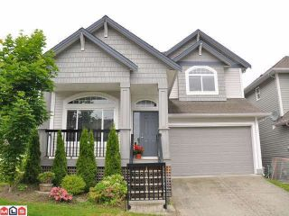 "Photo 1: 6105 150B Street in Surrey: Sullivan Station House for sale in ""Whispering Ridge"" : MLS®# F1215341"