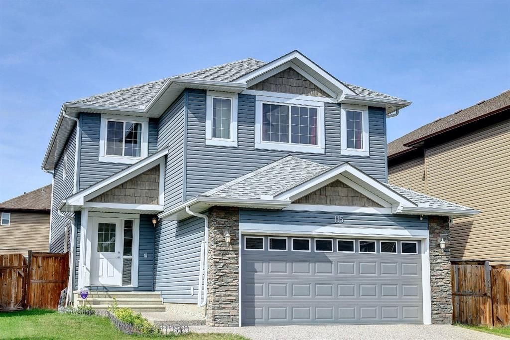 Main Photo: 115 Everhollow Street SW in Calgary: Evergreen Detached for sale : MLS®# A1145858