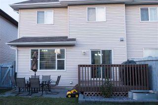Photo 20: 4 Red Canyon Way: Fort Saskatchewan House Half Duplex for sale : MLS®# E4248901