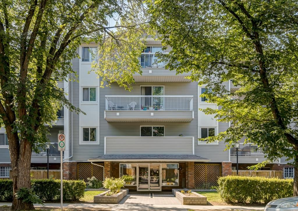 Main Photo: 304 545 18 Avenue SW in Calgary: Cliff Bungalow Apartment for sale : MLS®# A1129205
