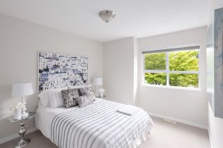 Photo 17: 3 1588 DUTHIE AVENUE in Burnaby: Simon Fraser Univer. Townhouse for sale (Burnaby North)  : MLS®# R2305308