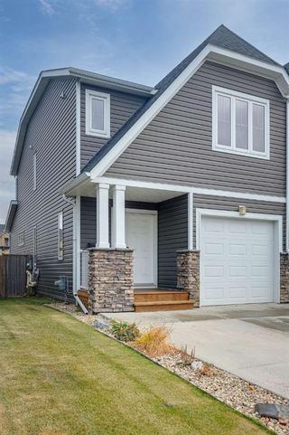 Main Photo: 7 Shaw Close: Red Deer Duplex for sale : MLS®# A1155593