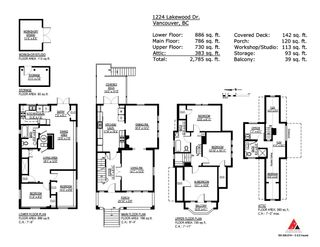 Photo 40: 1224 LAKEWOOD Drive in Vancouver: Grandview Woodland House for sale (Vancouver East)  : MLS®# R2582446