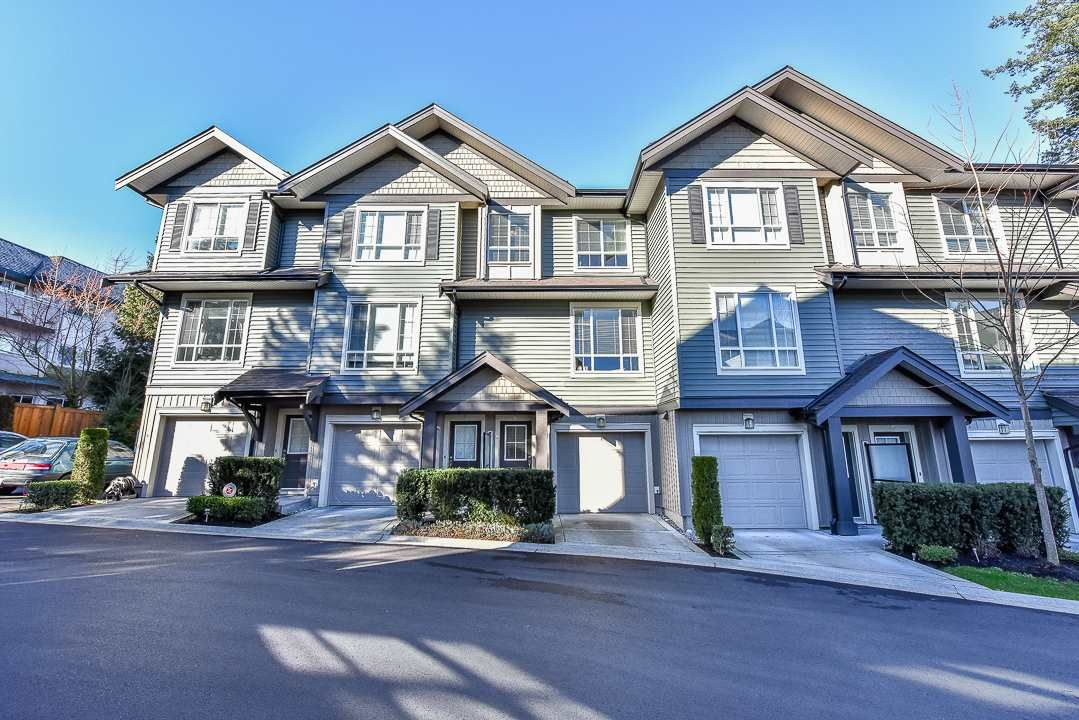 """Main Photo: 8 4967 220 Street in Langley: Murrayville Townhouse for sale in """"WINCHESTER ESTATES"""" : MLS®# R2039541"""