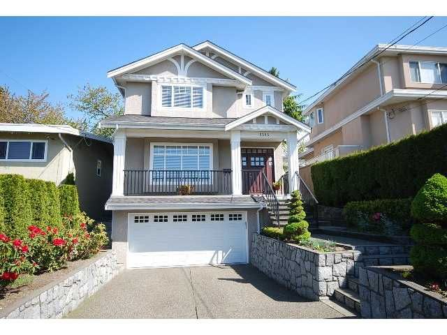 Main Photo: 5383 VENABLES Street in Burnaby: Parkcrest House for sale (Burnaby North)  : MLS®# V949398