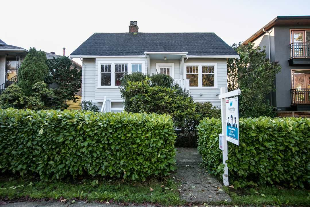 Main Photo: 560 E 30TH Avenue in Vancouver: Fraser VE House for sale (Vancouver East)  : MLS®# R2009293