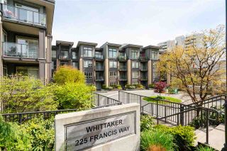 """Photo 25: 202 225 FRANCIS Way in New Westminster: Fraserview NW Condo for sale in """"THE WHITTAKER"""" : MLS®# R2575106"""