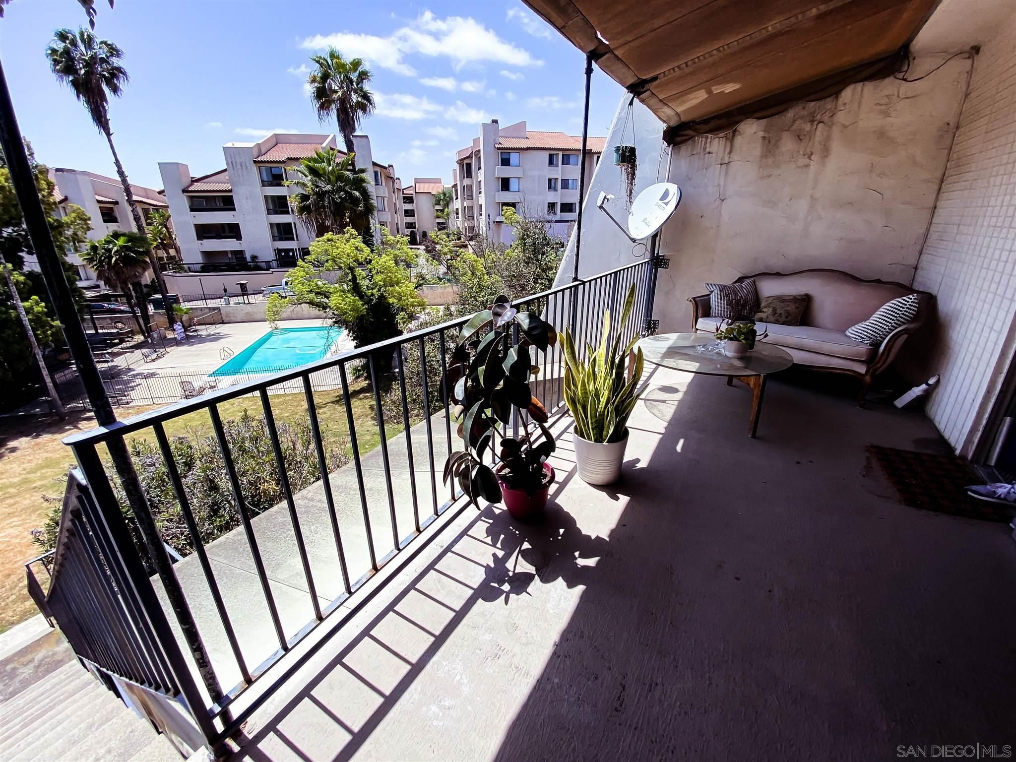 Main Photo: MISSION VALLEY Condo for sale : 2 bedrooms : 6855 Friars Rd #24 in San Diego
