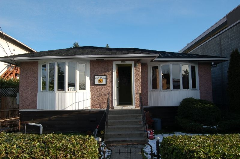 Main Photo: 7520 Sixth Street in Burnaby: Home for sale (Burnaby East)  : MLS®# V4008538