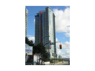 "Photo 1: 2805 111 W GEORGIA Street in Vancouver: Downtown VW Condo for sale in ""SPECTRUM 1"" (Vancouver West)  : MLS®# V1111393"