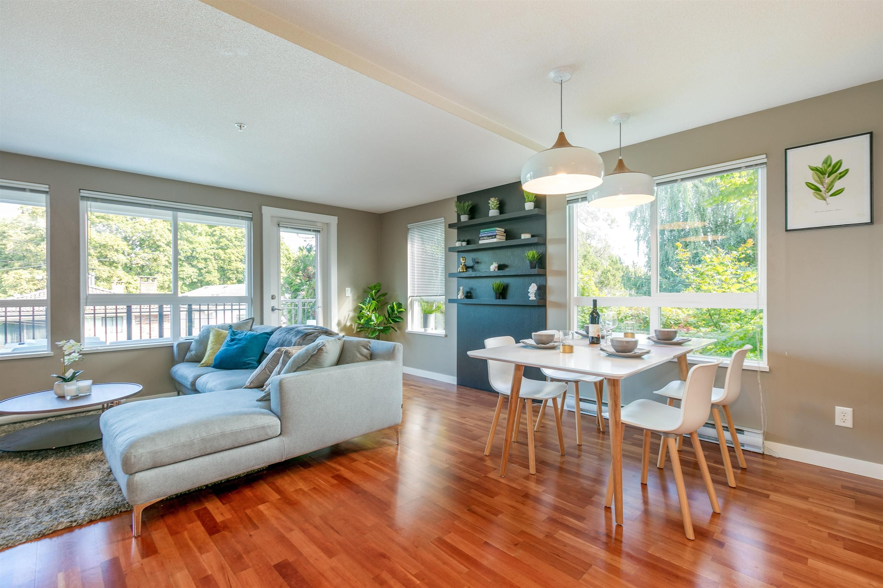 Main Photo: 6 2780 ALMA Street in Vancouver: Kitsilano Townhouse for sale (Vancouver West)  : MLS®# R2618031